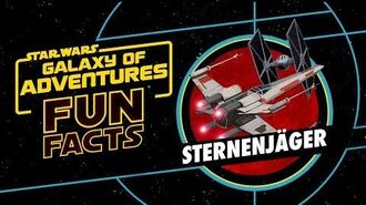 STAR WARS – GALAXY OF ADVENTURES FUN FACTS Sternenjäger Star Wars Kids