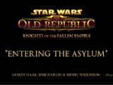 Entering Asylum