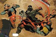Vader tötet Rebellen