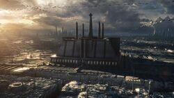 Jedi Tempel TCW