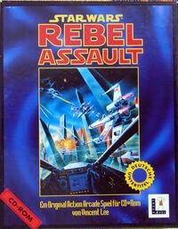 Rebel Assault-cover
