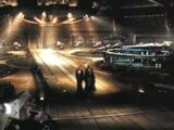 Hangar des Jedi-Tempels