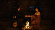 Kylo Ren und Rey nähern sich an