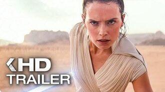 STAR WARS 9 Der Aufstieg Skywalkers Trailer German Deutsch (2019)