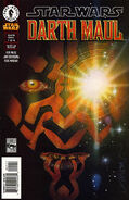 Darth Maul Comic 1