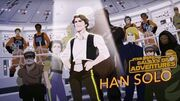 STAR WARS – GALAXY OF ADVENTURES Han Solo - Vom Schmuggler zum General Star Wars Kids