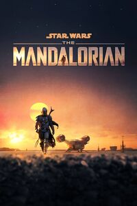 The Mandalorian Poster D23 Expo