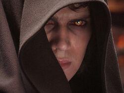 Darth Vader auf Mustafar