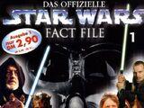 Das offizielle Star Wars Fact File