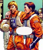 Luke und Wedge Sonderstaffel