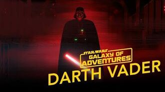 Darth Vader - Power of the Dark Side Star Wars Galaxy of Adventures