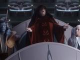 Ausruf des Galaktischen Imperiums