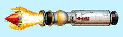 Proton tube