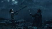 Rey bekämpft Luke