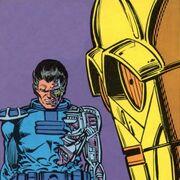 Valence und C-3PO
