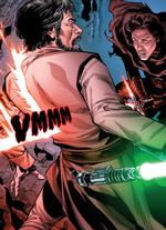 Kylo Ren tötet Luke Skywalker