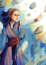 Rey (Women of the Galaxy2)