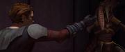 Anakin würgt Poggle