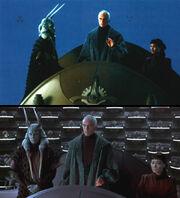 Senat-Vergleich