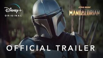 The Mandalorian – Official Trailer 2 Disney+ Streaming Nov. 12