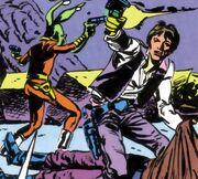 Jaxxon & Han Solo