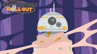 BB-8 und die Dschungel Abenteuer - Kapitel 2 Star Wars Roll Out