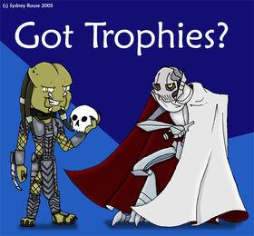 Got trophies