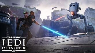 Star Wars Jedi Fallen Order Official Trailer – Xbox E3 Briefing 2019