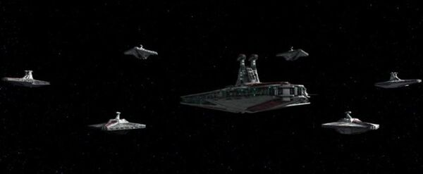 Yodas Flotte