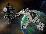 Cardan V-Klasse Raumstation