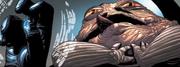 Vader würgt Jabba