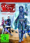 The Clone Wars Staffel 2 Vol 3