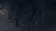 Vader Tempel Lothal Ankunft