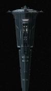 Titan Treibstoffdepot