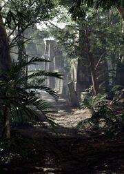 Yavin Dschungel