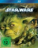 Star Wars 1-3 Blu-ray Cover