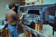 Matte Painting-Herstellung