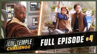 Star Wars Jedi Temple Challenge - Episode 4