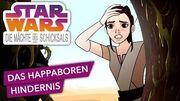 STAR WARS – DIE MÄCHTE DES SCHICKSALS – Das Happaboren-Hindernis Star Wars Kids