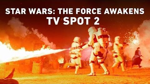 Star Wars The Force Awakens TV Spot 2 (Official)