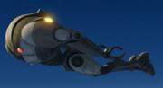 B2-AA im Flug