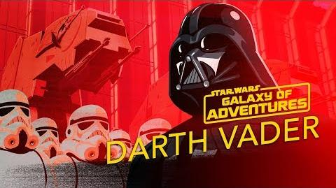 Darth Vader - Might of the Empire Star Wars Galaxy of Adventures