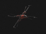 X-Flügler-Drohne