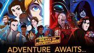 Adventure Awaits Star Wars Galaxy of Adventures