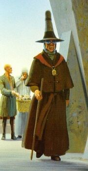 B'omarr-Mönch
