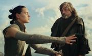 Luke trainiert Rey