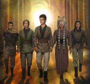 Anakin & Söldnergruppe