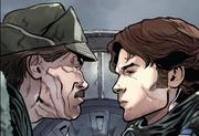 Bolandin und Han Solo