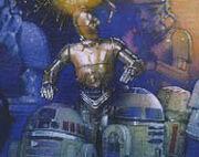 C-3PO Rebellion der Verlorenen