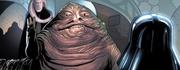 Bib, Jabba und Vader